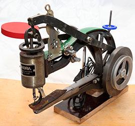 Рукавная швейная машинка для ремонта обуви ВЕРСАЛЬ