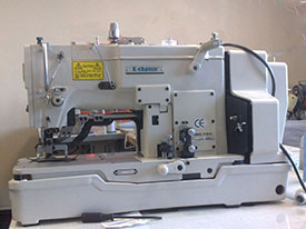 Петельная машина K-Chance KBH-783
