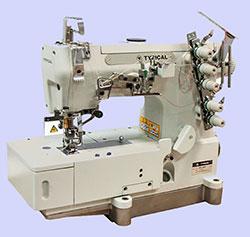 плоскошовная(распошивальная) машина Typical GK-1500-01