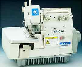 трехниточный оверлок Typical GN 3000-3